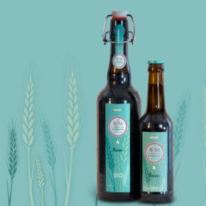 La Manon bière artisanale bio des Brasseurs de Margaux
